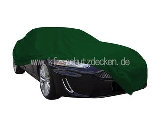 Car-Cover Satin Green for Jaguar XK