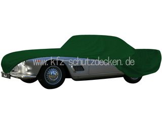 Car-Cover Satin Grün für Maserati GT 3500 Coupé