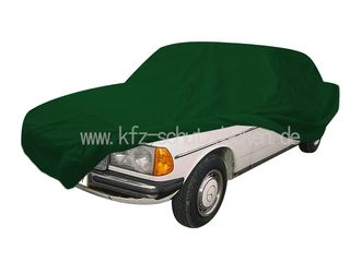 Car-Cover Satin Grün für Mercedes 230-280CE Coupe (W123)