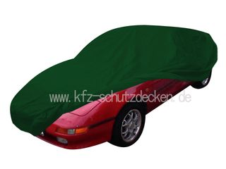 Car-Cover Satin Grün für Toyota MR 2 W20