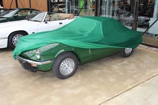 Car-Cover Satin Green for Triumph Spitfire
