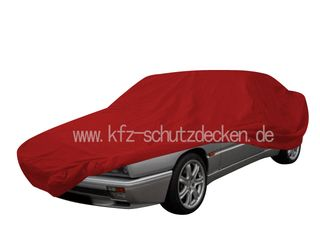 Car-Cover Satin Red für Maserati Ghibli II