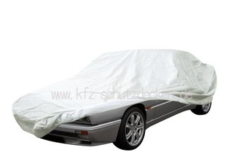 Car-Cover Satin White für Maserati Ghibli II