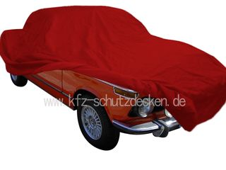 Car-Cover Satin Red für BMW 1800 -2000