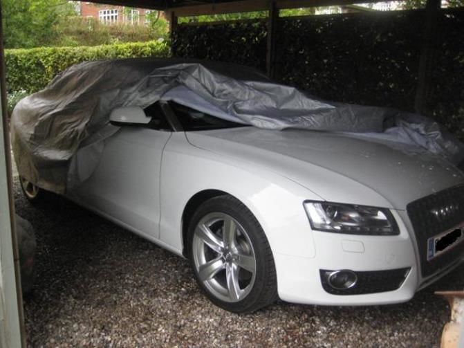Cover Outdoor Waterproof For Audi A - Audi a5 car cover