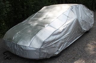 Hailproof Sedan Cover Size 2XL- 510x178x120cm.