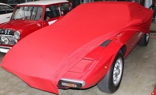 Red AD-Cover® Mikrokontur for Maserati Khamsin