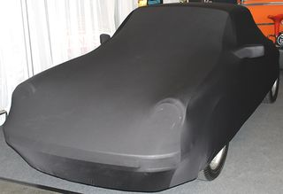 Black AD-Cover® Mikrokontur for Porsche 911 Coupe & Cabrio