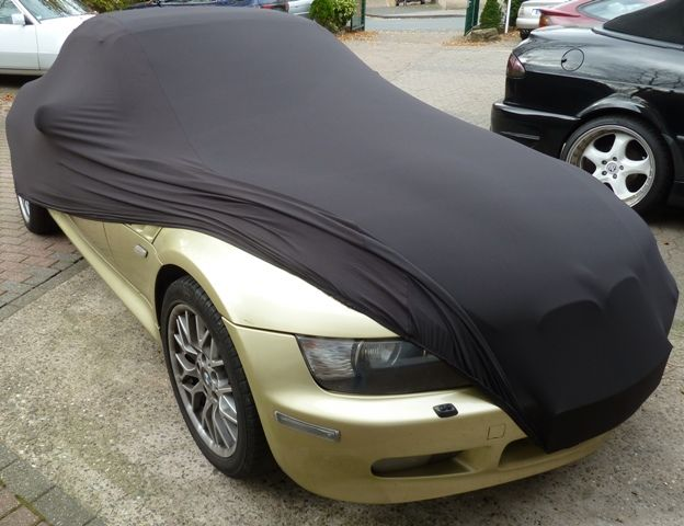 vollgarage mikrokontur schwarz f r bmw z3. Black Bedroom Furniture Sets. Home Design Ideas