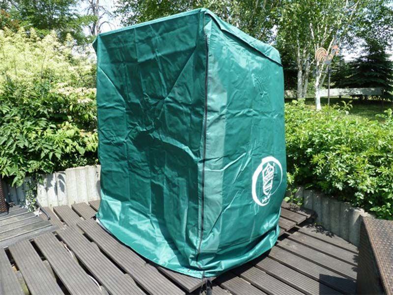 exclusiv schutzh lle f r strandkorb 135x 115x175cm. Black Bedroom Furniture Sets. Home Design Ideas