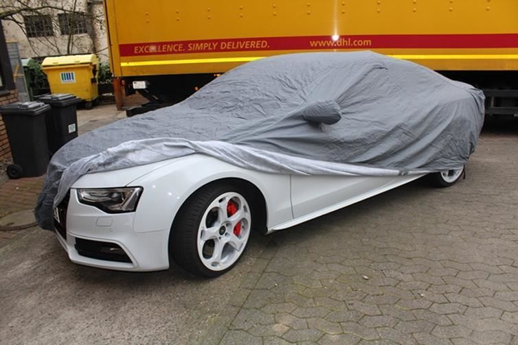 Cover Outdoor Waterproof With Mirror Bags For Audi A Cabrio - Audi a5 car cover