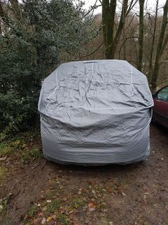 Car-Cover Outdoor Waterproof für VW Bus T5 langer Radstand