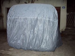 Car-Cover Outdoor Waterproof for VW Bus T5 short wheelbase