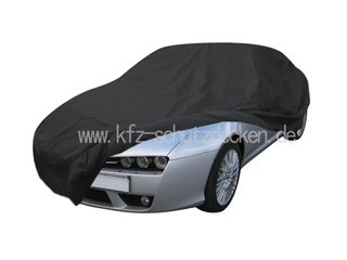 Car-Cover Satin Black for  Alfa Romeo Brera TYP939