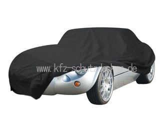 Car-Cover Satin Black für Wiesmann Roadster MF4