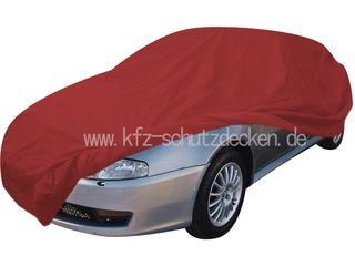 Car-Cover Satin Red für Alfa Romeo GT Coupe