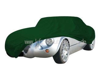 Car-Cover Satin Grün für Wiesmann Roadster MF3
