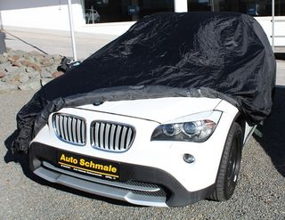 Car-Cover anti-freeze for BMW X1