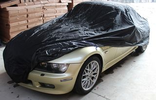 Vollgarage Anti-Frost für BMW Z3