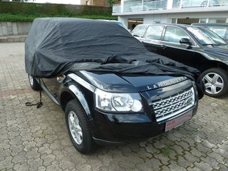 Vollgarage Anti-Frost für Land Rover Freelander