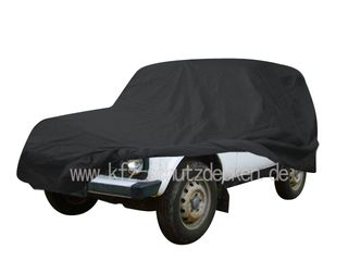 Car-Cover anti-freeze for Lada Niva
