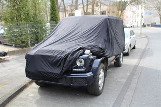Car-Cover anti-freeze for Mercedes G-Klasse