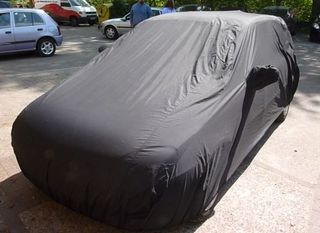 Car-Cover anti-freeze with mirror pockets for Opel Corsa...