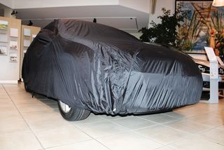Car-Cover anti-freeze with mirror pockets for Golf VI