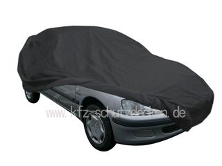 Car-Cover anti-freeze with mirror pockets for Peugeot 106