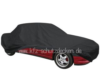 Car-Cover anti-freeze with mirror pockets for Peugeot 306...