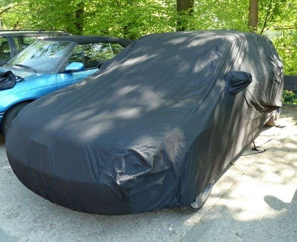 CarCover Antifreeze With Mirror Pockets For Audi A Avant - Audi a4 avant car cover
