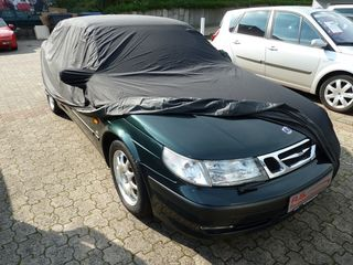 Car-Cover anti-freeze with mirror pockets for Saab 9-5 1....