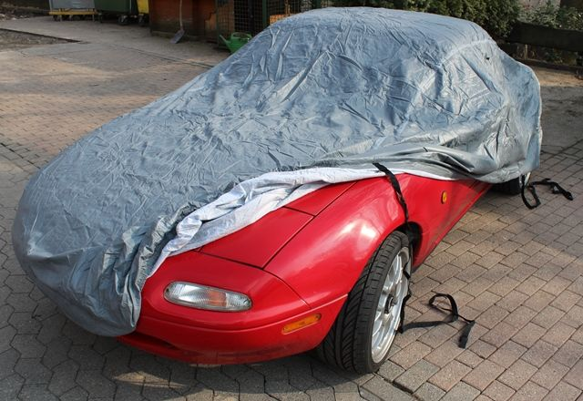 Car Cover Outdoor Waterproof For Mazda Miata / MX 5 ...