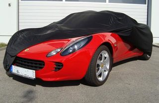 Car-Cover Satin Black für Lotus Elise S2