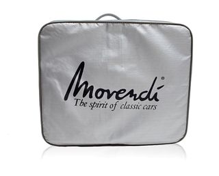 Movendi Outdoor Cover für Busse 500x200x185cm.