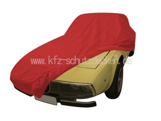 Car-Cover Satin Red für  Alfa-Romeo Zagato Junior