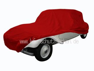 Car-Cover Satin Red für  Citroen Traction Avant 7 Sport...