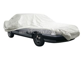 Car-Cover Satin White für  Audi  100 C3 1982-1991