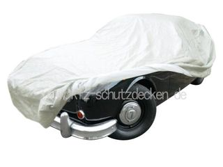 Car-Cover Satin White für  Daimler 2 1/2 ? Liter V8...