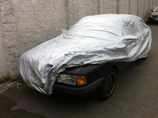 Car-Cover Outdoor Waterproof for  Audi  80 B3 1986-1991