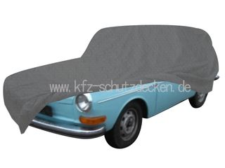 Car-Cover Universal Lightweight for  VW 1600L Variant 1963-1973