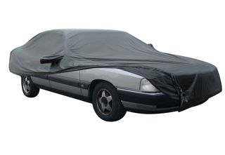 Car-Cover anti-freeze with mirror pockets for Audi 100 C3 1982-1991