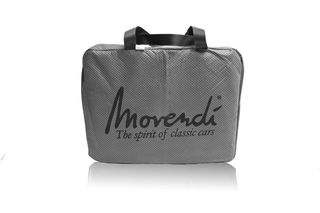 Movendi Car Cover Universal Lightweight 430x165x125cm.