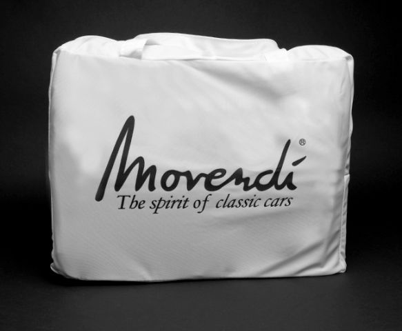 movendi indoor car cover satin white 482cm x177cm x119cm. Black Bedroom Furniture Sets. Home Design Ideas