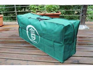 Cover / bag with zipper  for garden upholstery