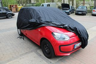 Car-Cover anti-freeze for VW UP
