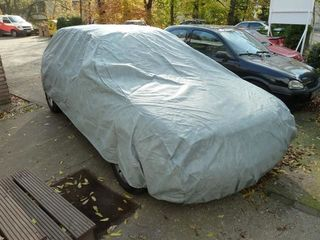 Car-Cover Universal Lightweight for Audi A3 Sportback ab...