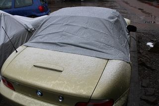 Car-Cover anti-freeze for BMW Z3