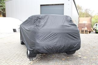 Car-Cover anti-freeze for Porsche Cayenne 2