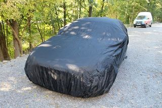 Car-Cover anti-freeze for BMW 1er Limousine